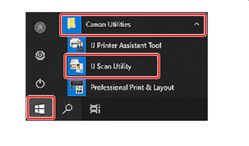IJ Scan Utility: Introduction